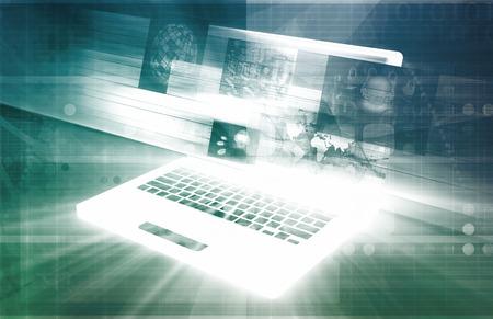 Photo pour Software Development for Computer Programs as Data - image libre de droit