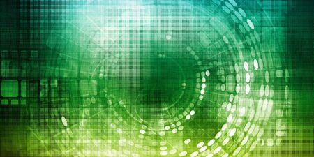 Foto de Medical Technology Research and Development as Industry Concept - Imagen libre de derechos