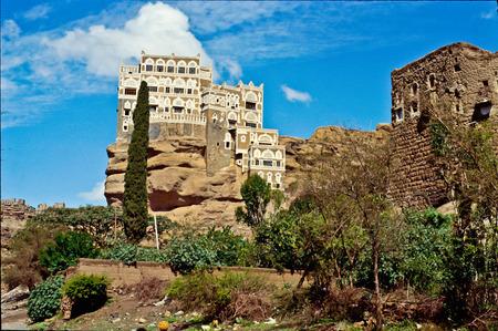 Palace Wadi Dhar Yemen