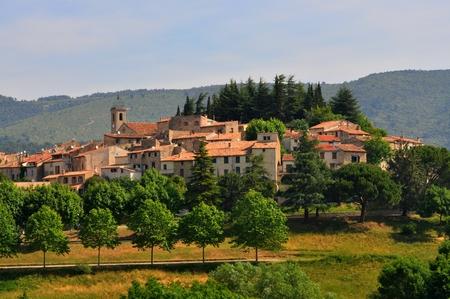 Village Ampus Var Provence