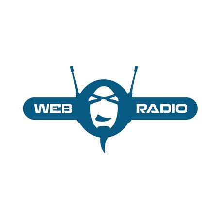 Internet radio logo