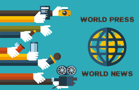world press-world news-the slogan of modern and truthful press in our time