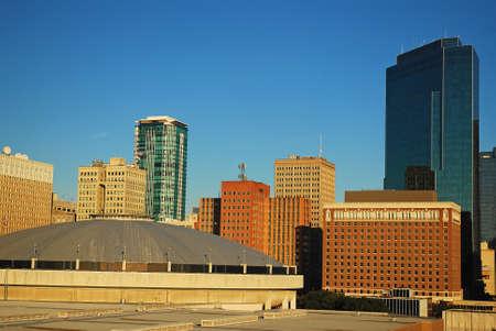 Foto für Fort Worth Texas skyline - Lizenzfreies Bild