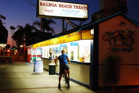 Balboa Beach Treats, Newport Beach