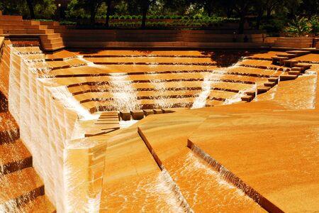 Foto für Water Garden, Ft Worth - Lizenzfreies Bild