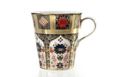 Fine bone china luxurious tea cup