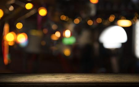 Photo pour Christmas background with light spots and bokeh - image libre de droit