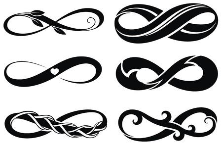 Infinity.Tattoo symbols