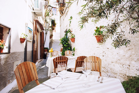 Foto de Italian cafe - Imagen libre de derechos