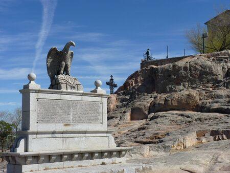 Sanctuary of the Virgen de la Cabeza, Andújar, Spain, Europe