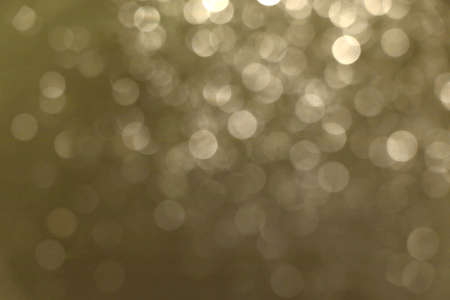 Photo pour Blurred images and bokeh made from water droplets - image libre de droit