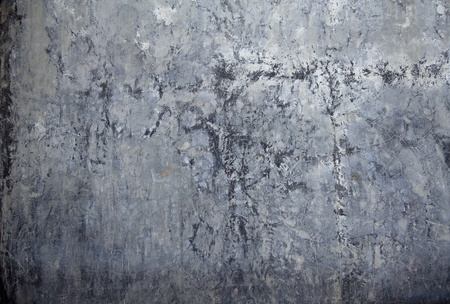 Grungy distressed stone wall