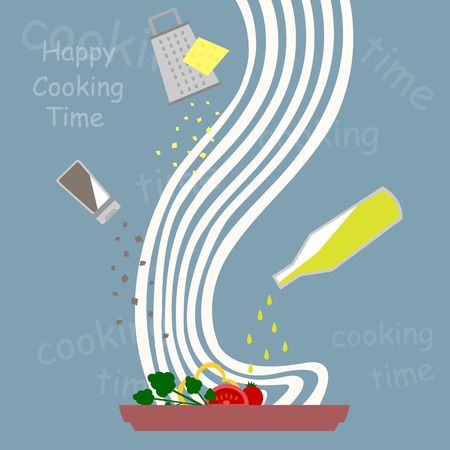 happy cooking time