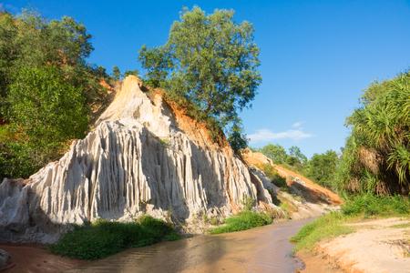 Fairly stream , Mui ne, Vietnam