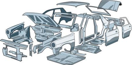 car body parts