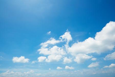 the clear sky