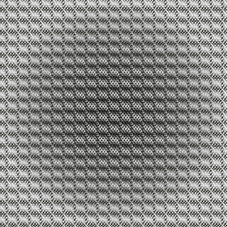 texture from rhombuses and squares on a blackly white background