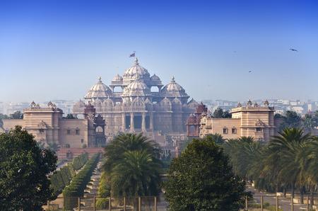 temple Akshardham, Delhi, India