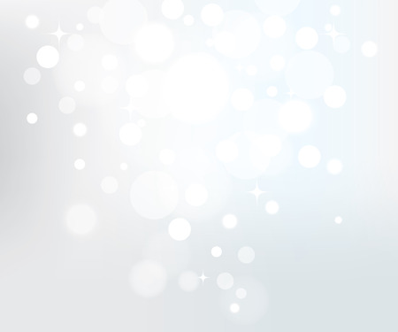 Ilustración de Snow winter background in white and grey color - Imagen libre de derechos