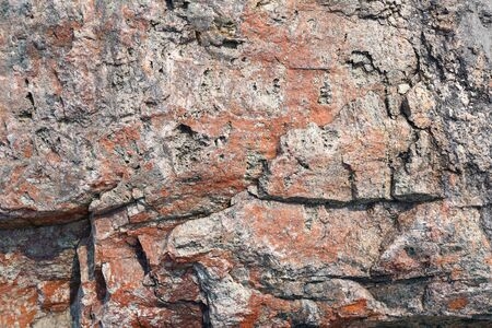 Photo pour Texture of natural rock granite natural rock granite - image libre de droit