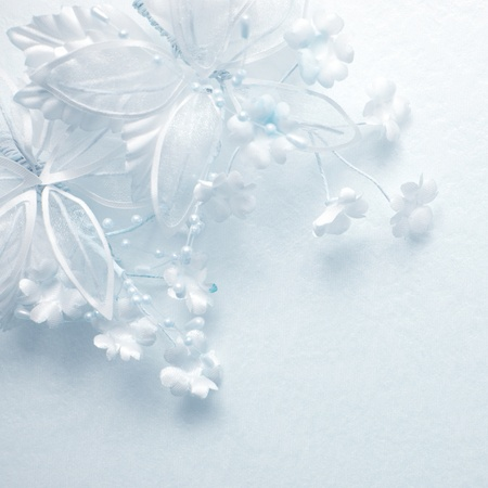 Romantic Flower Background の写真素材