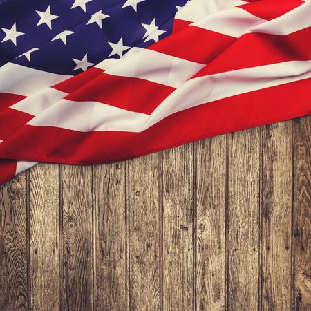 Photo pour USA flag - image libre de droit