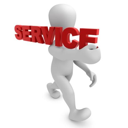 Borko shoulder SERVICE
