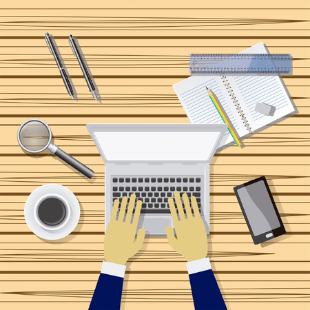 Mesa de trabajo / Work table