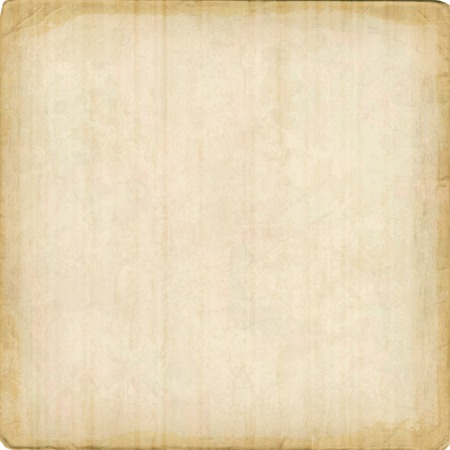Illustration pour Cardboard vector texture background with ragged edges. Old paper sheet - image libre de droit