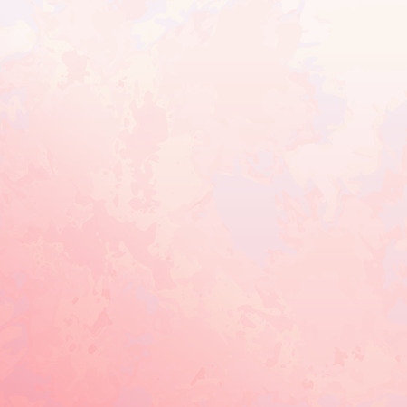Ilustración de Vector abstract pink watercolor background with subtle grunge texture - Imagen libre de derechos