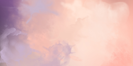 Foto de Decorative pink vector watercolor background with painting texture - Imagen libre de derechos
