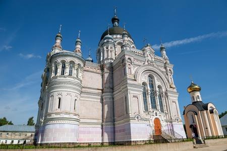 Cathedral of the Kazan Icon of the Mother of God, Kazan Women's Monastery, Vyshny Volochok, Russia