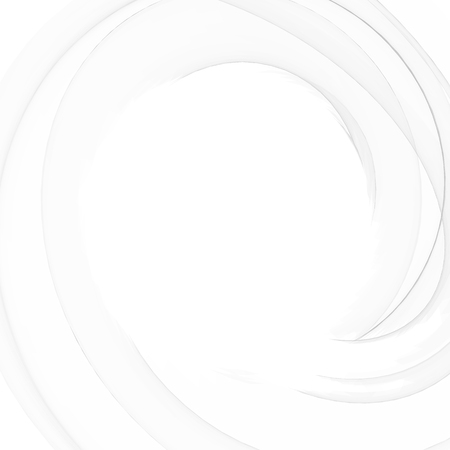 Illustration pour Beautiful abstract concept design. Gray swirl and blur vortex background. Abstract light shape. Grey gradient wallpaper. Vector illustration. - image libre de droit