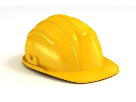 Photo for Construction Helmet - Royalty Free Image