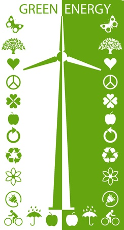 Eco Green Turbines