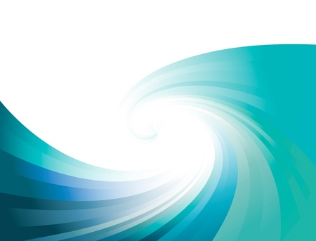 Foto de Business background wave illustration - Imagen libre de derechos