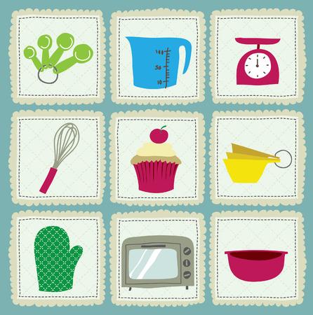 baking icons