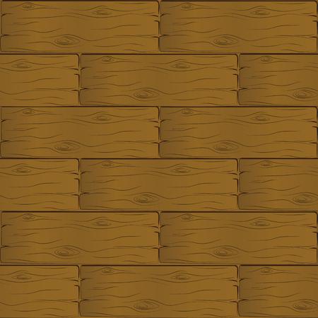Illustration pour seamless pattern wood timber background vector illustration EPS10 - image libre de droit