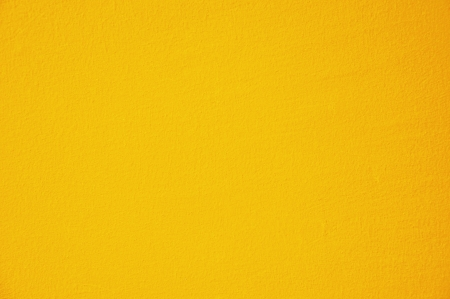 Photo pour Yellow concrete wall - image libre de droit