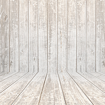 Photo for Old scratched wooden room background - Royalty Free Image