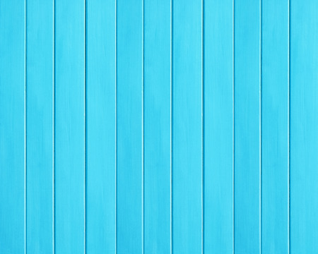 Photo for Blue colored wood plank texture as background - Royalty Free Image