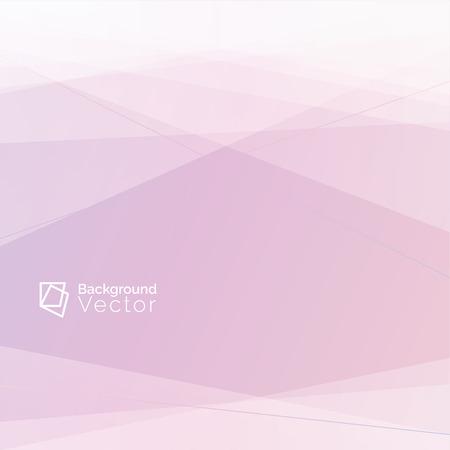 Illustration pour Modern soft purple pink abstract background - image libre de droit