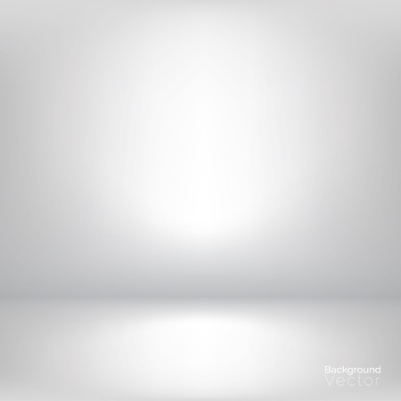 Illustration pour White gray gradient abstract background - image libre de droit