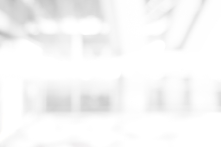 Foto de Abstract blur white background from building hallway - Imagen libre de derechos