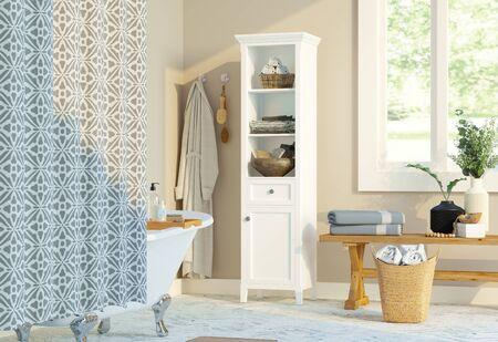 Photo pour bathroom with natural feel - image libre de droit