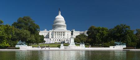 Foto de The US Capitol in Washington D.C. - Imagen libre de derechos