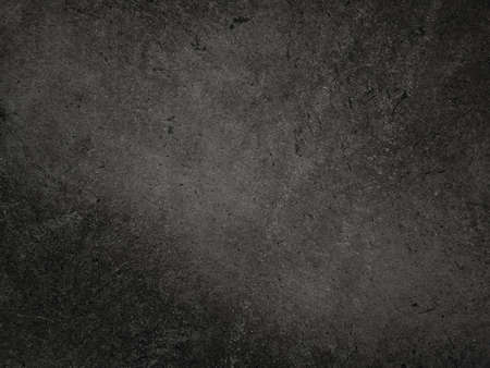 Photo pour Dark cement wall background in vintage style for graphic design or wallpaper. The pattern of the concrete floor is aged in a retro concept. - image libre de droit