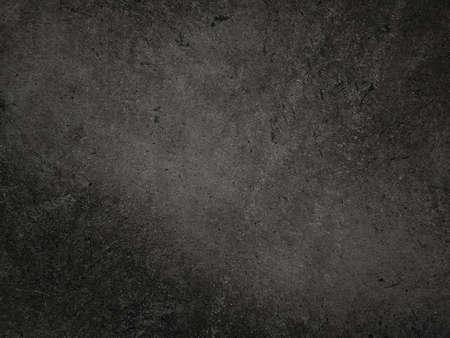 Foto de Dark cement wall background in vintage style for graphic design or wallpaper. The pattern of the concrete floor is aged in a retro concept. - Imagen libre de derechos