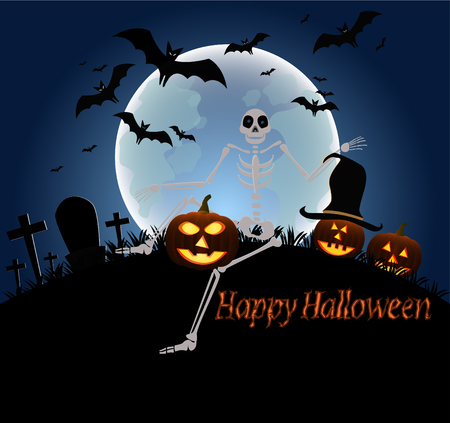 Halloween Poster Background Free.Halloween Poster Banner Or Background For Halloween Party