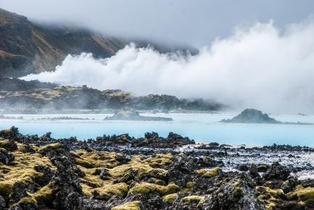 Famous Blue Lagoon, Iceland